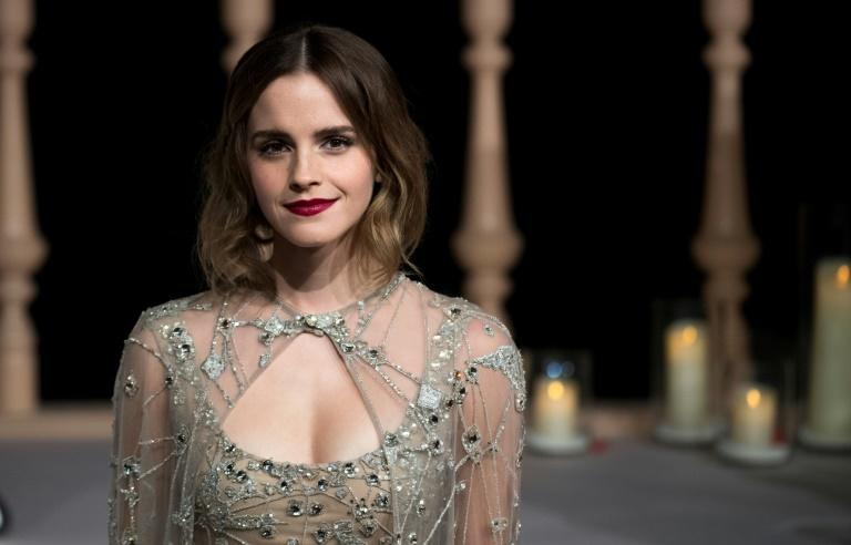 Actress Emma Watson arrives for the Asian premiere of the Disney Movie The Beauty and The Beast in Shanghai