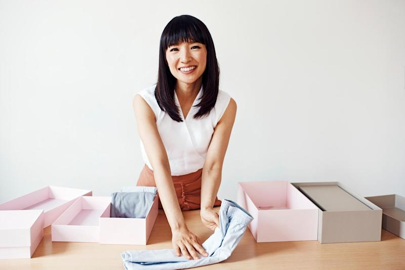 Marie Kondo Reveals What People Love And Loathe On Her New Netflix