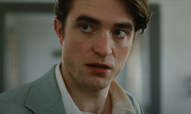Robert Pattinson no filme