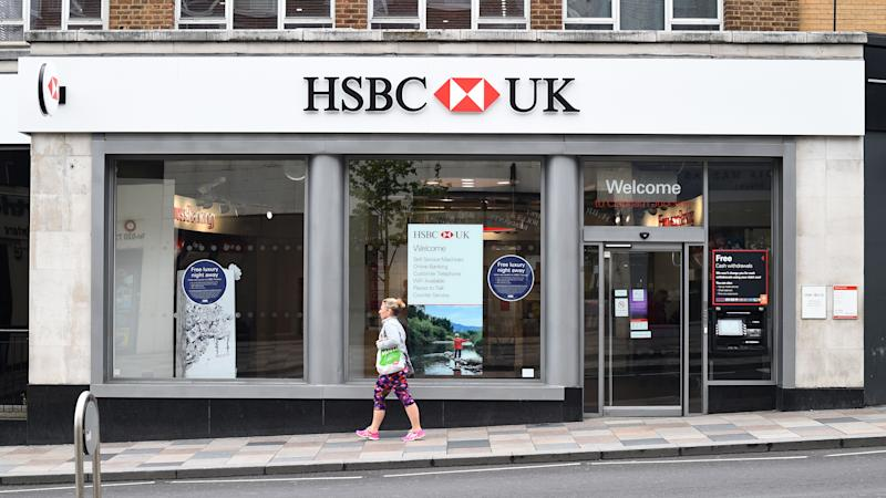 Jobs at risk at HSBC with 27 branches set to close