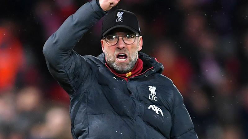 Liverpool's Premier League title win 'one of the big stories in football history' - Klopp