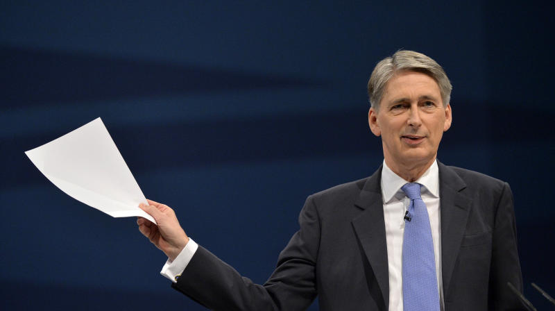 Hammond Is Wrong To Place Blame On Disabled Workers
