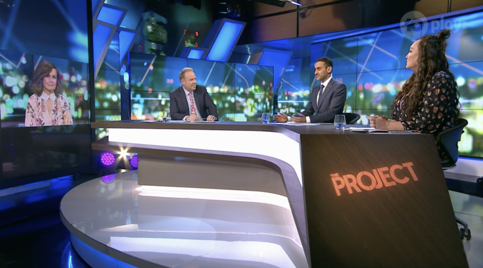 the project hosts discuss covid lockdown