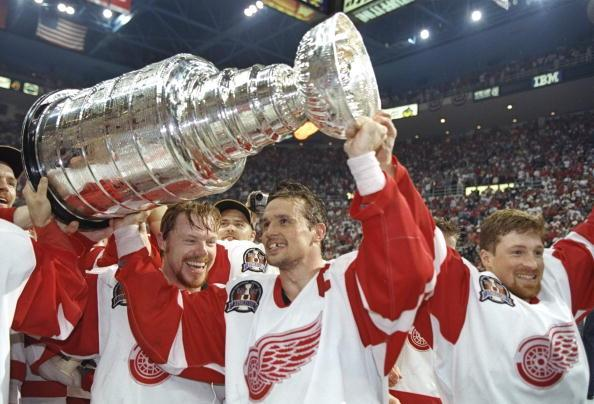 Red Wings are champions