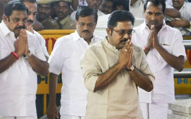 AIADMK symbol row: Dinakaran reaches Delhi crime branch, to be questioned by ACP