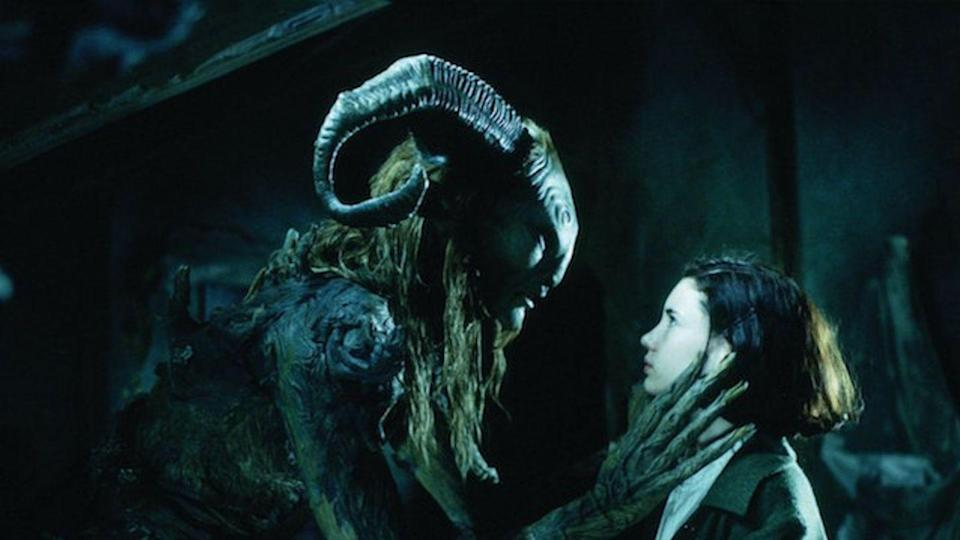 "<p><em>Pan's Labyrinth</em> is a tour de force of the acclaimed filmmaker Guillermo del Toro's affinity for all things phantasmagorical. Set in post-Civil War Spain, the film follows a young girl through her discovery of an underground realm of which she realizes she <em>might</em> be the princess. No big deal.</p><p><a class=""link rapid-noclick-resp"" href=""https://www.netflix.com/watch/70050507?trackId=13752289&tctx=0%2C0%2C46146baed641fcd13e14d9fdb534e4da9c158e39%3Ac81aa11fe7d3a3aba3bacc5018e8f765da49cd62%2C%2C"" rel=""nofollow noopener"" target=""_blank"" data-ylk=""slk:Watch Now"">Watch Now</a></p>"