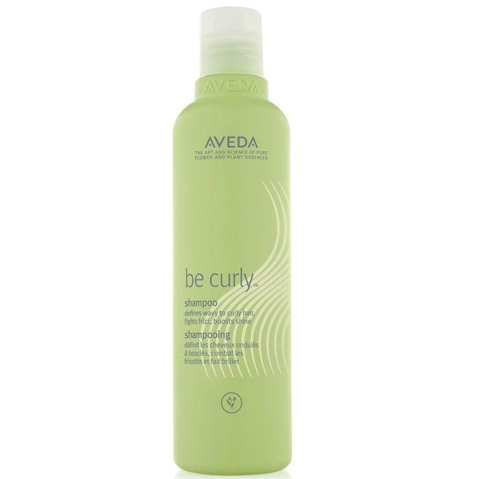 """<p>Achieve a gentle cleanse with this highly-rated <a href=""""https://www.popsugar.com/buy/Aveda%20Be%20Curly%20Shampoo-312024?p_name=Aveda%20Be%20Curly%20Shampoo&retailer=shop.nordstrom.com&price=22&evar1=bella%3Auk&evar9=44597490&evar98=https%3A%2F%2Fwww.popsugar.com%2Fbeauty%2Fphoto-gallery%2F44597490%2Fimage%2F44597491%2FAveda-Curly-Shampoo&list1=beauty%20products%2Cshampoo%2Ccurly%20hair&prop13=api&pdata=1"""" rel=""""nofollow"""" data-shoppable-link=""""1"""" target=""""_blank"""" class=""""ga-track"""" data-ga-category=""""Related"""" data-ga-label=""""https://shop.nordstrom.com/S/3411743"""" data-ga-action=""""In-Line Links"""">Aveda Be Curly Shampoo</a> ($22), which contains wheat protein and organic aloe for helping to define and expand curls. The brand's """"pure-fume"""" - a blend of bergamot, citrus, and plant essence - also leaves strands smelling amazing. </p> <p><br></p>"""