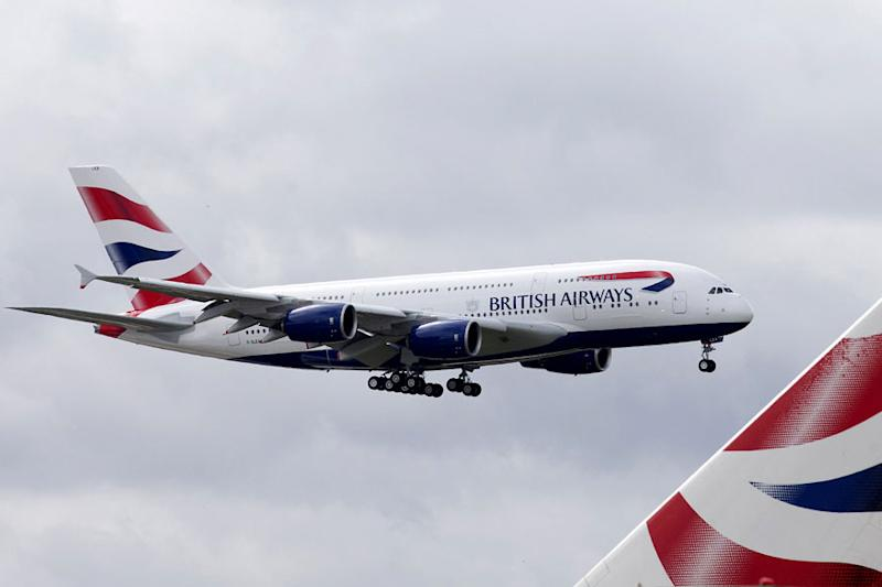 After Week-long Suspension, British Airways to Resume Flights to Cairo Today