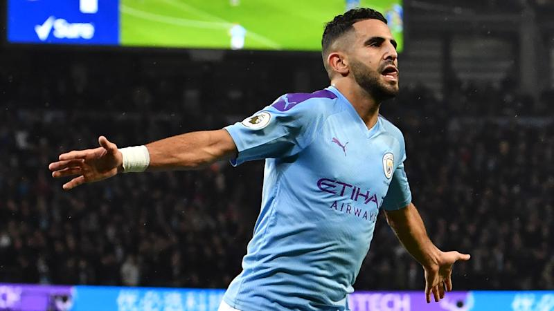 'I can give more and more!' - Mahrez sends message to Guardiola as he aims to become Man City regular