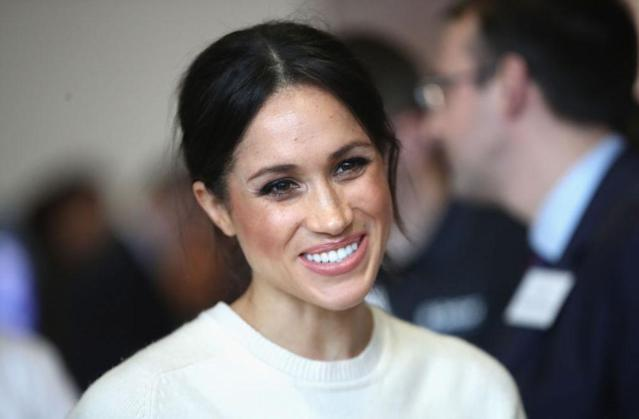 Henry Holland predicts that Burberry may be behind Meghan Markle's wedding dress. (Photo: Getty)