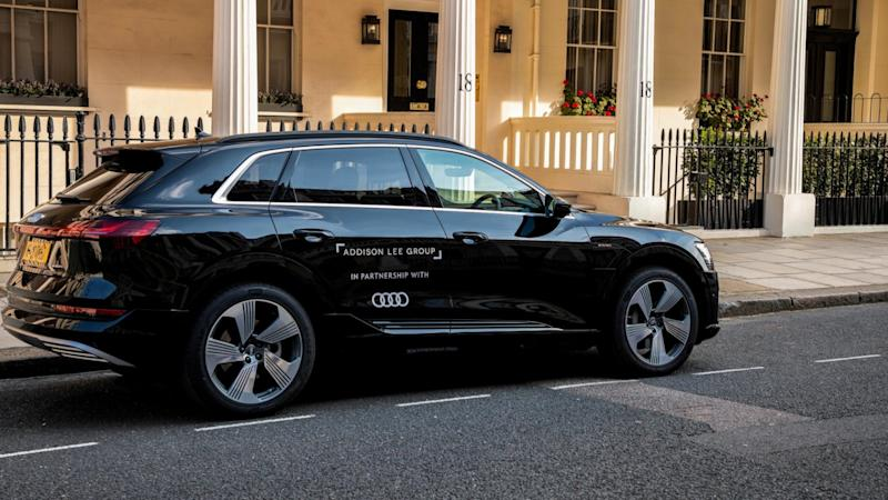 Audi E-Tron Addison Lee