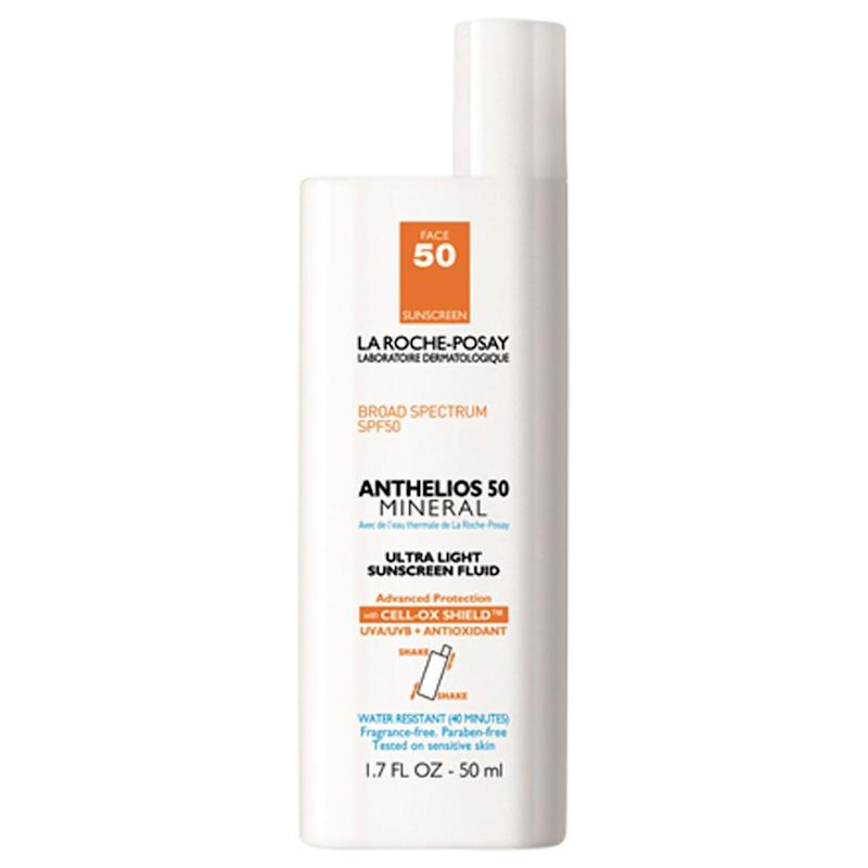 La Roche-Posay Anthelios SPF 50 Mineral Ultra Light Sunscreen Fluid (Photo: La Roche-Posay)