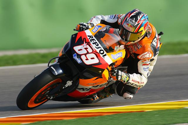 "2006. Nicky Hayden <span class=""copyright"">Repsol Media</span>"