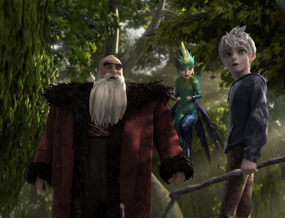 Rise Of The Guardians (2012).