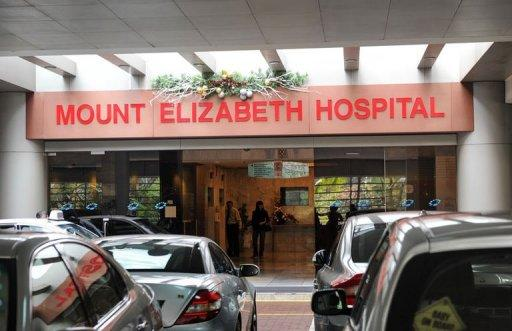Mount Elizabeth Hospital in Singapore is known for its modern organ transplant facility