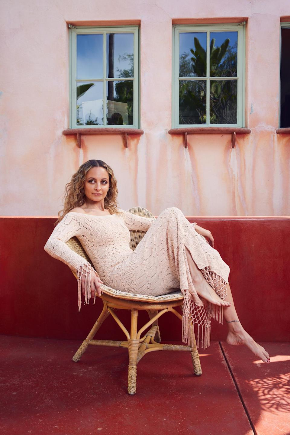 Nicole Richie's House of Harlow will participate in Revolve Gallery. - Credit: Courtesy of Revolve