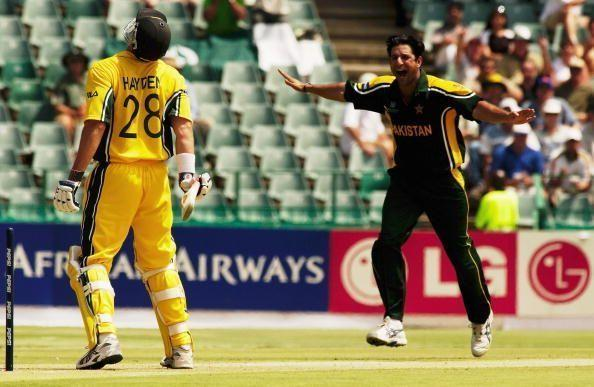 Wasim Akram is one of Pakistan's all-time greats at the international level.