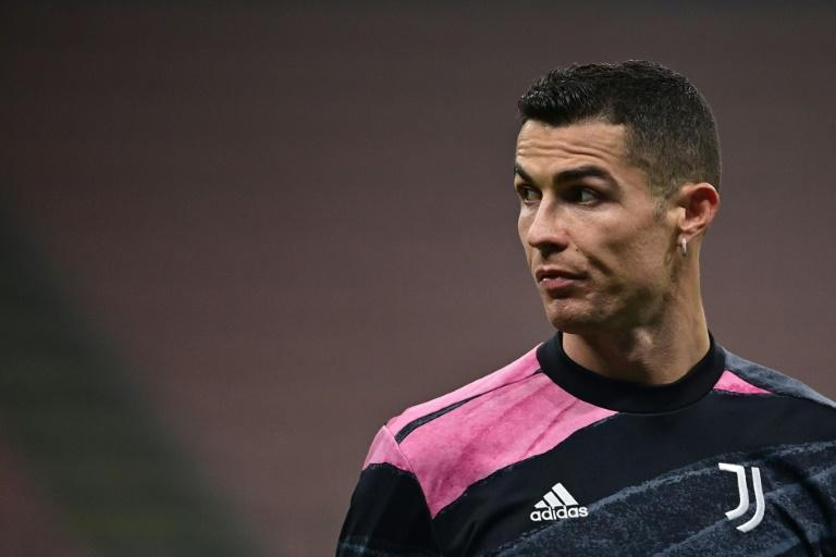 Juventus forward Cristiano Ronaldo has gone three league games without a goal.