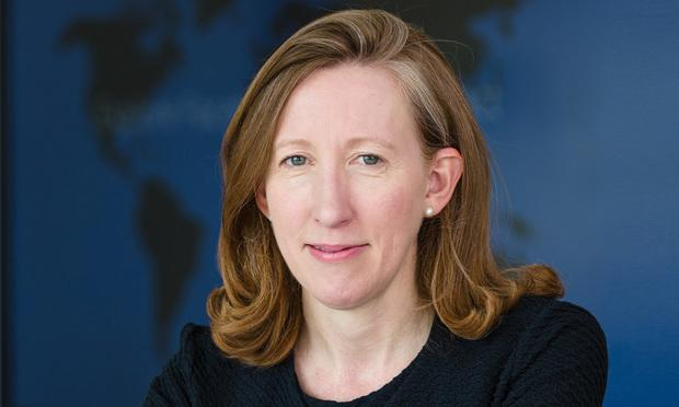 Jennifer Newstead, Facebook's new general counsel. Courtesy photo.
