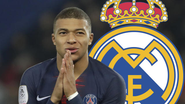 Kylian Mbappe, PSG to Real Madrid?