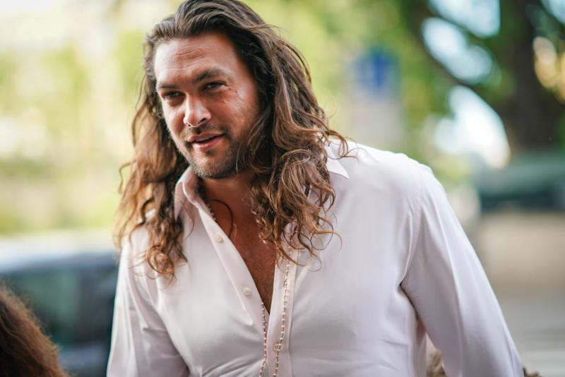 Jason Momoa has been body-shamed on social media [Photo: Getty]