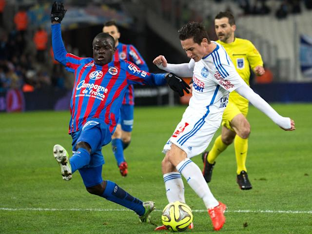 Kante initially wanted to join Marseille before moving to England: Getty