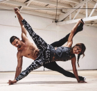"""<p>You could just do a normal side plank and go about your day. Or you could be like Halle and <a href=""""https://www.instagram.com/p/BmlpouYA0qR/"""" rel=""""nofollow noopener"""" target=""""_blank"""" data-ylk=""""slk:raise an arm and leg"""" class=""""link rapid-noclick-resp"""">raise an arm and leg</a> while you're at it to make it even harder.</p>"""