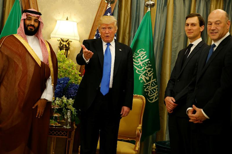 Donald Trump Gears Up to Host Saudi Prince Who Has Rocked the Kingdom