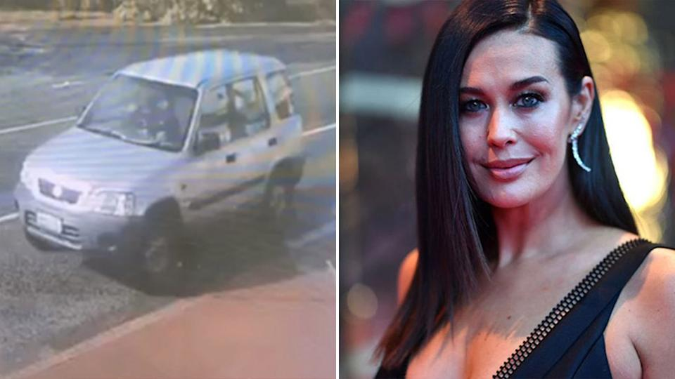 Megan Gale's older brother has been found dead after. a member of the public found his car. Source: WA Police/Getty Images