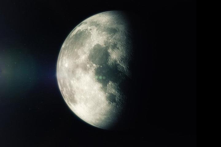 moon, weirdest space missions, strange space missions, outer space