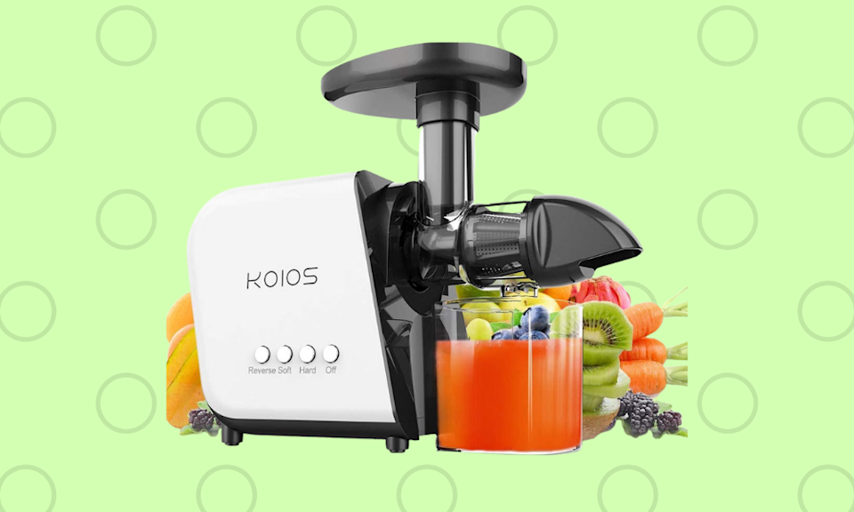 Save nearly 40 percent on top-rated juicers. (Photo: Amazon)