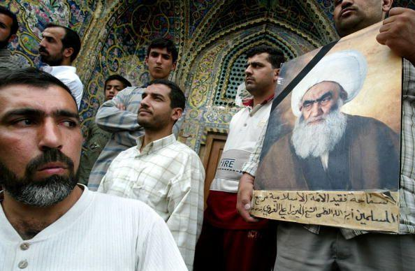 Iraq's Top Cleric Warns Iran to StayOut