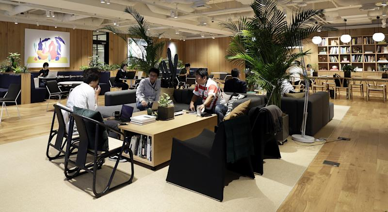 SoftBank in talks to take control of WeWork