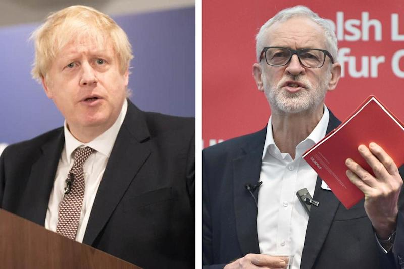 """Boris Johnson insists the leaked documents are """"wrong"""": PA"""