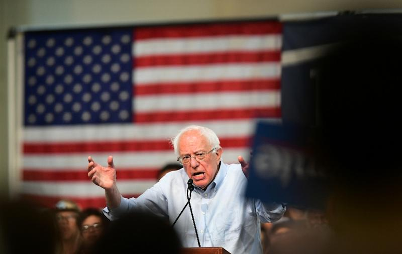 US presidential candidate Senator Bernie Sanders has consistently called on major American corporations to pay its workers at least $15 an hour