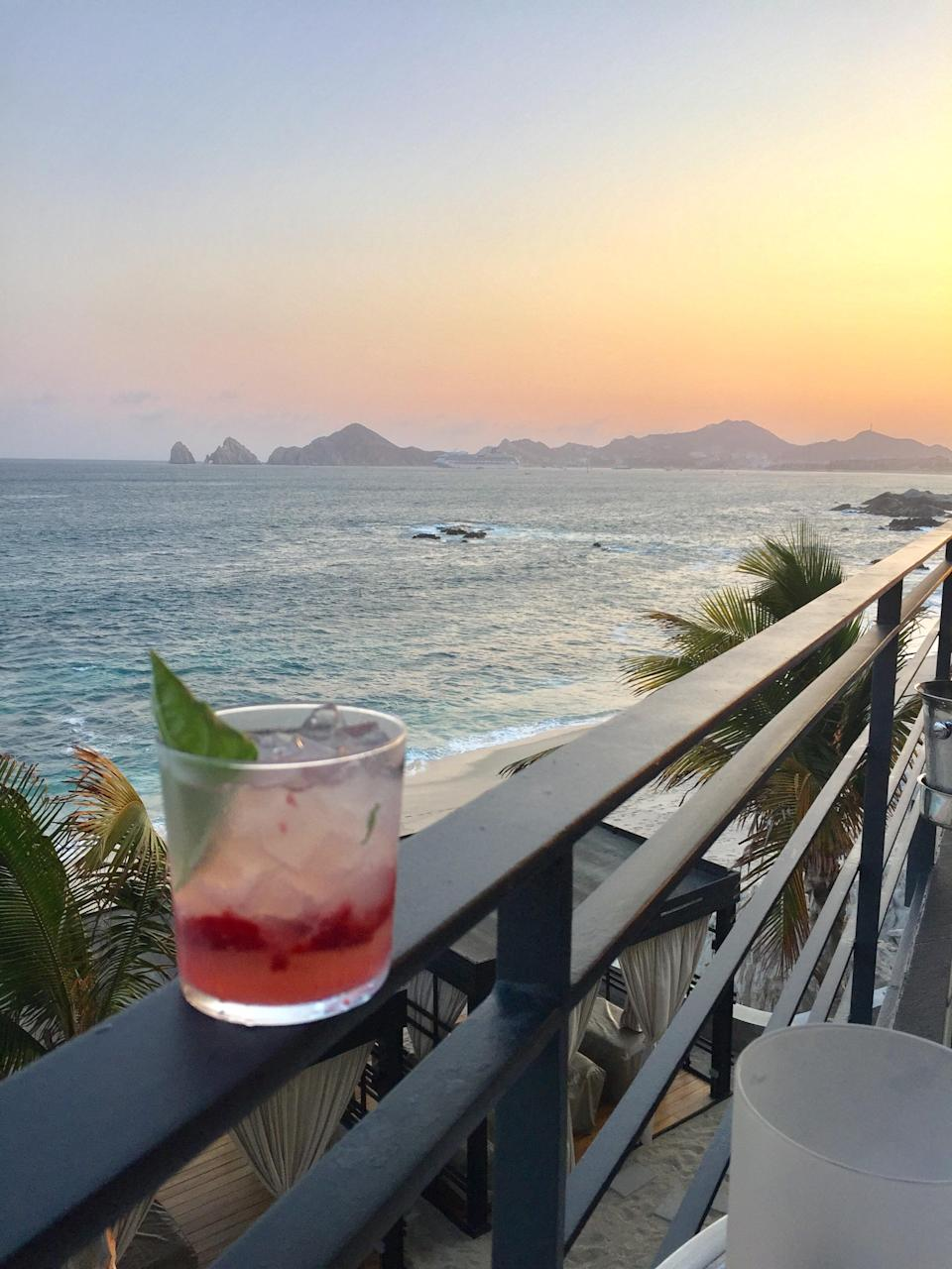 One of the best places to sip cocktails would have to be at The Cape hotel. Photo: Be