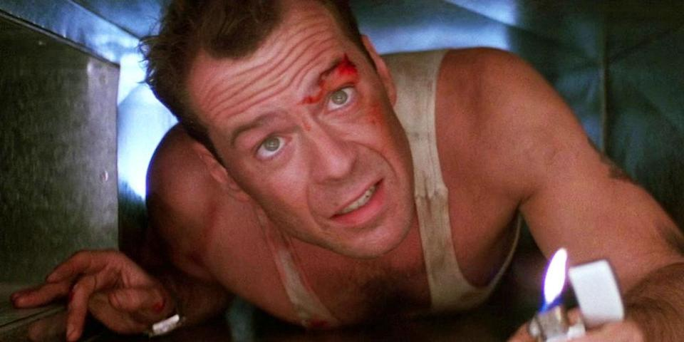 """Justin Trudeau just settled the """"Die Hard"""" is a Christmas movie debate"""