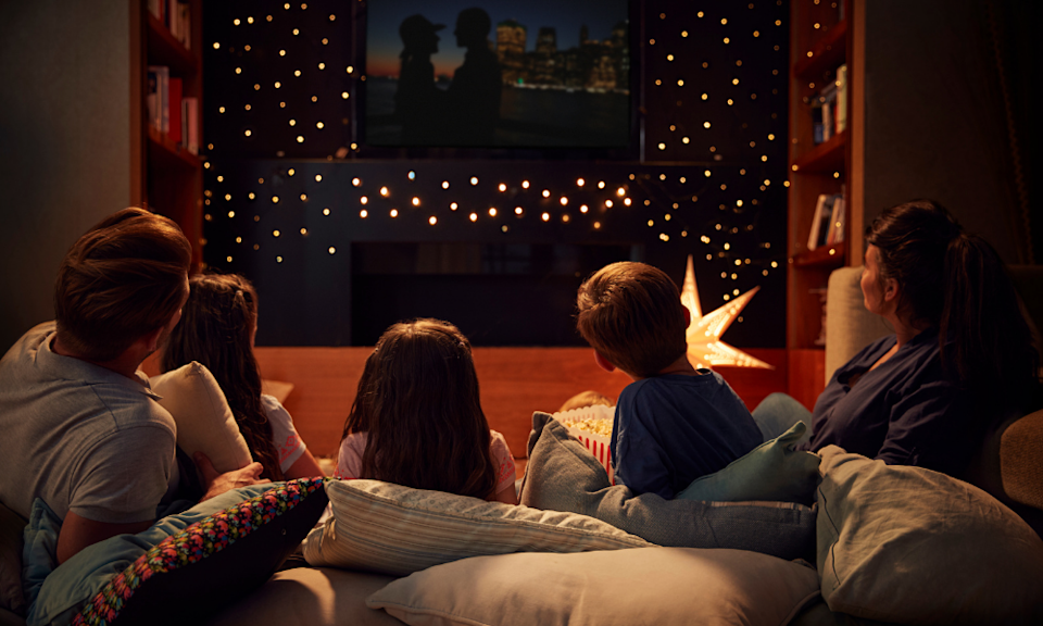 Movie night just got a little more awesome (Photo: Canva)