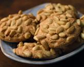 "<p>Italian cookies of all sorts, whether pignolis, biscotti, amaretti or rainbow cookies, can be found in family-owned bakeries throughout New Jersey. Residents fill up a box and show up at gatherings with them throughout the year, and the holiday season is no exception.</p><p>Get the recipe from <a href=""https://www.delish.com/cooking/a1110/pignoli-cookies-recipes/"" rel=""nofollow noopener"" target=""_blank"" data-ylk=""slk:Delish"" class=""link rapid-noclick-resp"">Delish</a>.</p>"