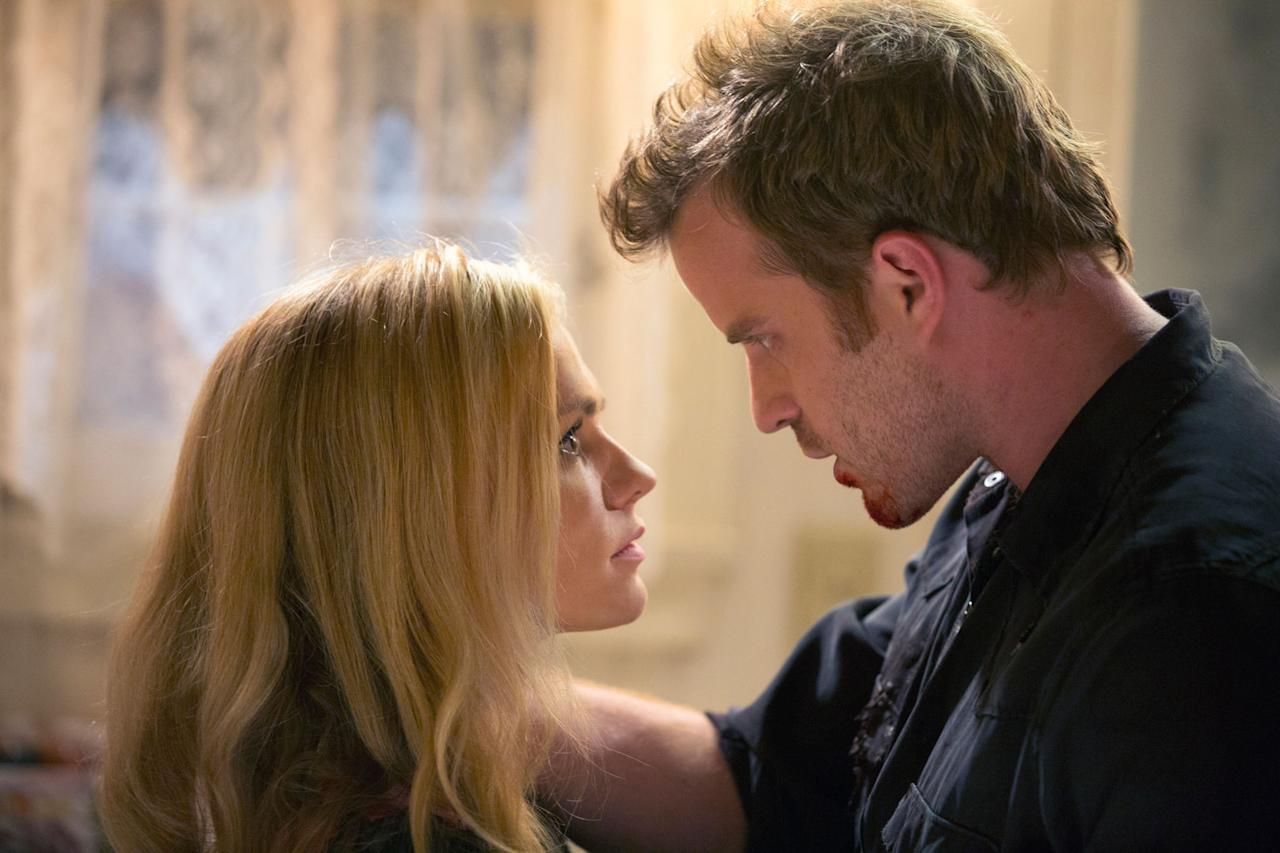 "Anna Paquin and Rob Kazinsky in the ""True Blood"" Season 6 episode, ""Radioactive."""