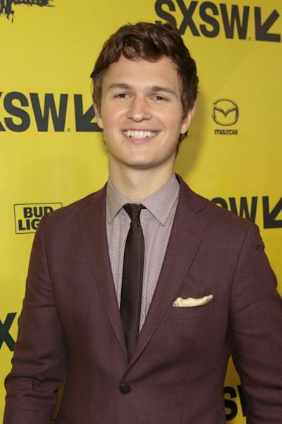 'Baby Driver' stars Ansel Elgort as a gifted getaway driver who suffers from tinnitus - ringing in his ears - and has to play music on an iPod to concentrate when he is behind the wheel