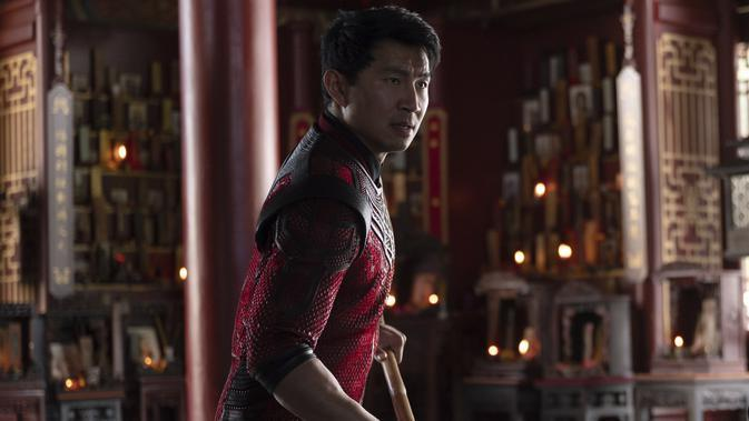 Shang-Chi and the Legend of the Ten Rings. (Jasin Boland/Marvel Studios via AP)