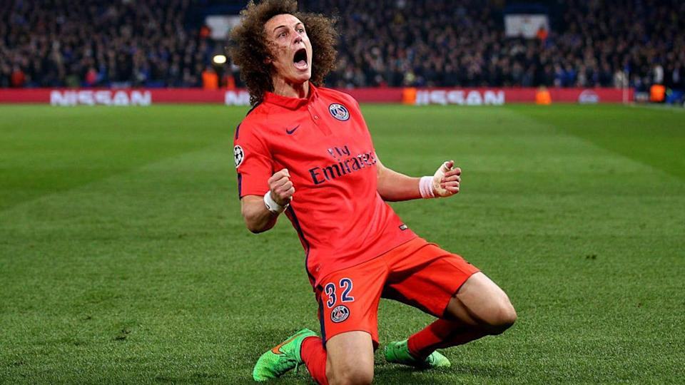 David Luiz é um dos grandes da história do Paris Saint-Germain. | Paul Gilham/Getty Images