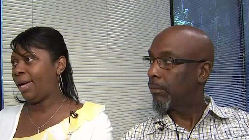 Ragland's parents have questions about their son's death, as he was a good swimmer. Source: WSB-TV