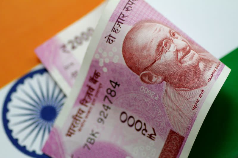 Indian bond yields fall to over one-week low after special OMO announcement