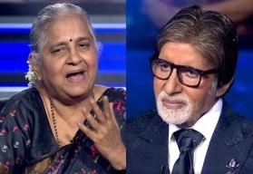 KBC 11 Finale: This Bollywood question for Rs 50 Lakh made Sudha Murthy quit Amitabh Bachchan's show
