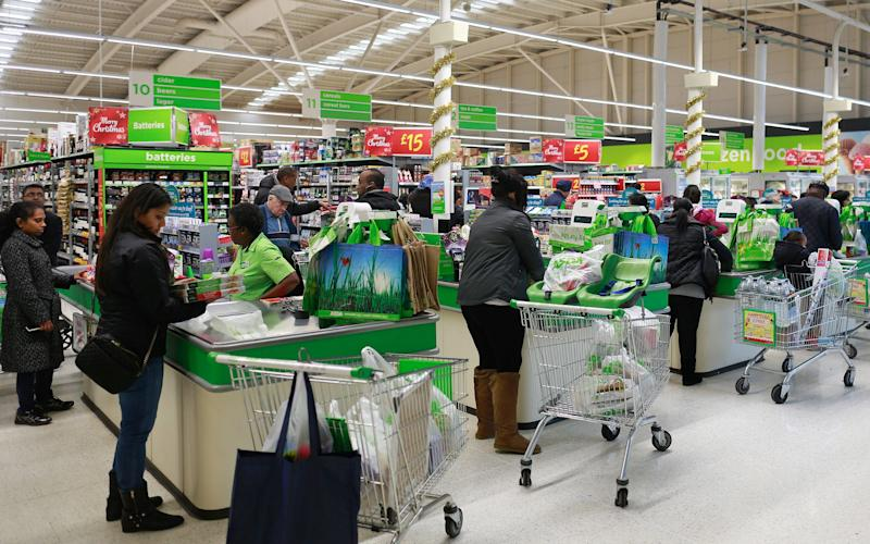 Asda stressed that it had no plans to shut 18 under-performing stores - Simon Dawson/Bloomberg