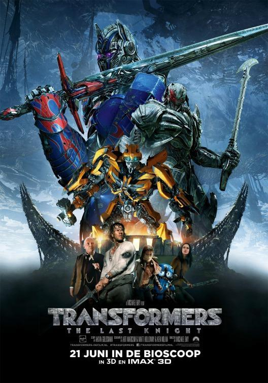 <p>As if you needed further confirmation that humans are secondary to 'bots in the <em>Transformers </em>franchise, this cluttered poster shrinks ostensible <em>Last Knight </em>star Mark Wahlberg down to barely there Micronaut size. </p>