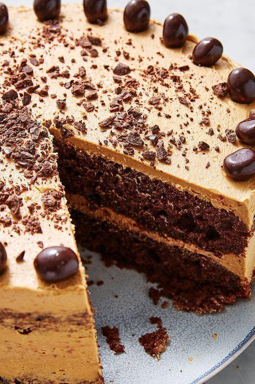 """<p>We love, love, love coffee cake. Coffee gives such a great richness to sponge, and this espresso martini cake is no exception. I mean, adding Kahlua to a sponge mixture, what more could you want?</p><p>Get the <a href=""""https://www.delish.com/uk/cooking/recipes/a29571751/espresso-martini-cake/"""" rel=""""nofollow noopener"""" target=""""_blank"""" data-ylk=""""slk:Espresso Martini Cake"""" class=""""link rapid-noclick-resp"""">Espresso Martini Cake</a> recipe.</p>"""