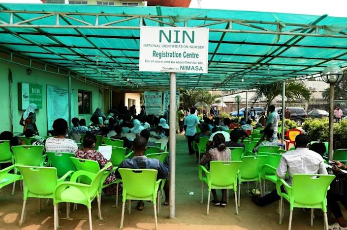 Applicants say they sometimes have to wait days to get their NIN